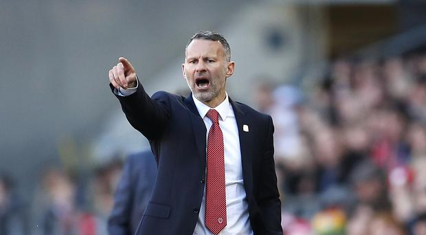 Ryan Giggs saw his Wales side claim a 1-0 victory over Slovakia (Darren Staples/PA)