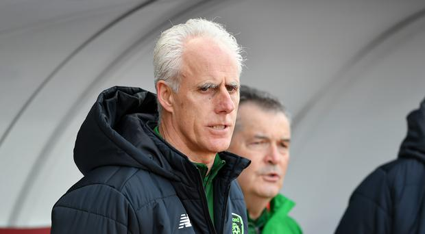 Republic of Ireland manager Mick McCarthy will settle for victory over Georgia however it comes (Simon Galloway/PA)
