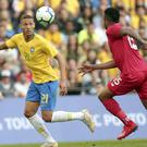 Richarlison is relishing his role in the Brazil squad (AP Photo/Luis Vieira)