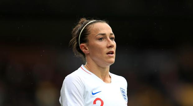 England's Lucy Bronze knows Lyon's ground well (Mike Egerton/PA)