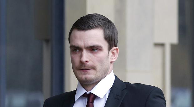 Adam Johnson has been released from prison after three years (Owen Humphreys/PA)