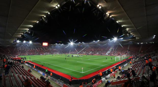 St Mary's Stadium could host England against Kosovo later this year (Mark Kerton/PA)