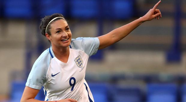 Jodie Taylor is looking forward to playing Canada once more (Nick Potts/PA)