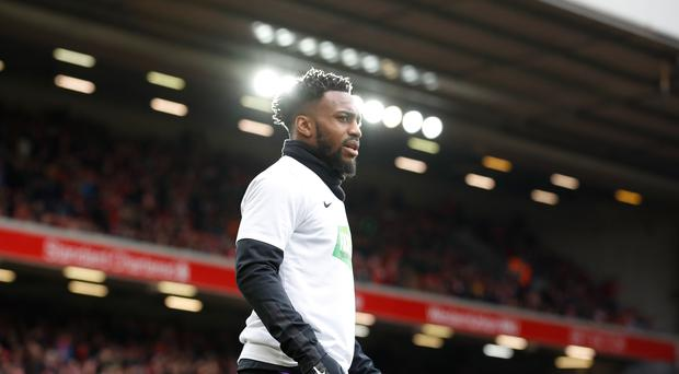 Danny Rose says he has 'had enough' of football because of how authorities deal with racism (Martin Rickett/PA)