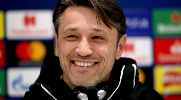 Niko Kovac is under no illusions what is at stake (Nick Potts/PA)