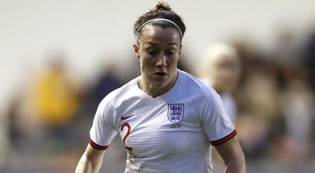 Lucy Bronze started in midfield in Friday's 1-0 loss to Canada (Martin Rickett/PA)