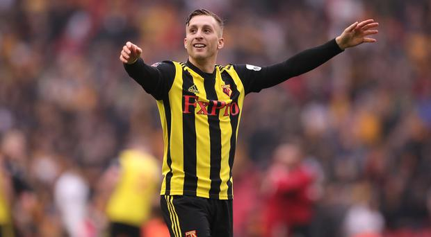 Gerard Deulofeu's 104th-minute winner completed the Hornets' comeback (John Walton/PA)
