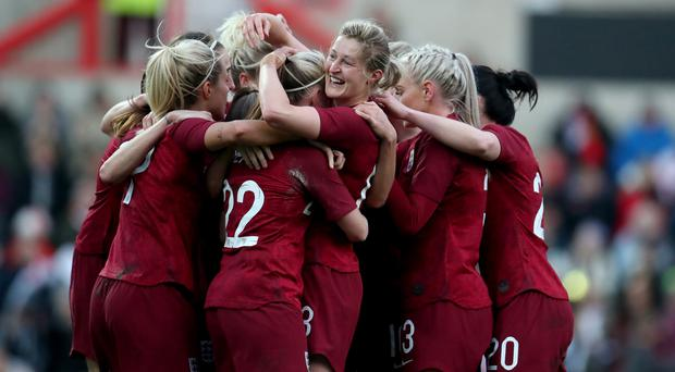 England Women picked up an impressive win over Spain (Bradley Collyer/PA)