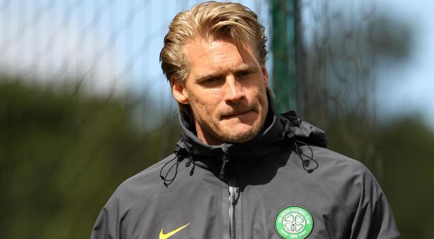 Johan Mjallby spent four years as Celtic assistant manager and worked under Neil Lennon (Andrew Milligan/PA)