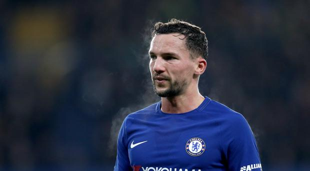 Danny Drinkwater is surplus to requirements at Chelsea (Adam Davy/PA)