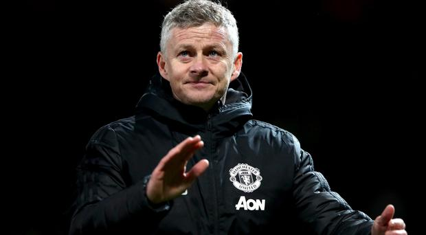Ole Gunnar Solskjaer is eyeing another second-leg comeback (Nick Potts/PA)