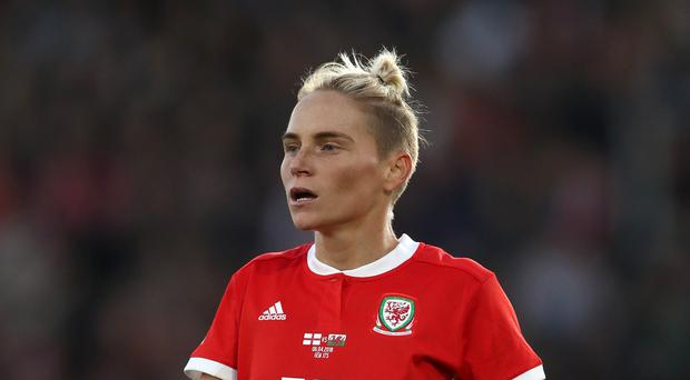Wales' Lyon midfielder Jess Fishlock is confident the holders can end the Champions League hopes of Chelsea Women (John Walton/PA)