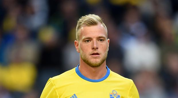 John Guidetti was on target for Alaves (Joe Giddens/PA)