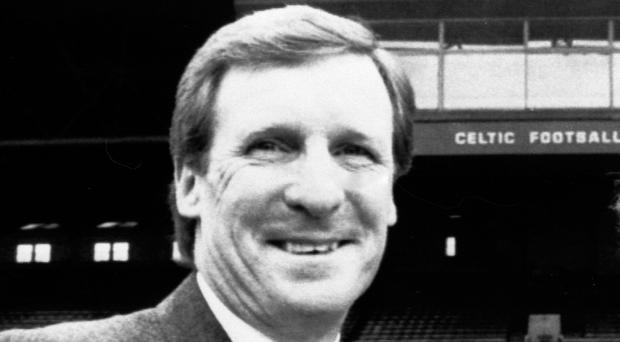 Billy McNeill played and managed Celtic (PA)
