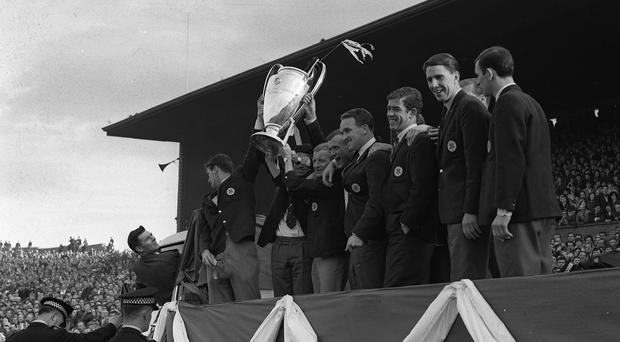 Celtic were the first British team to win the European Cup(PA Archive)