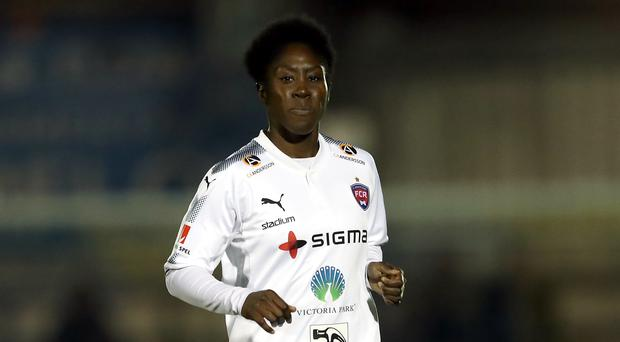 Anita Asante has enjoyed successful spells in England, Sweden and the USA during a glittering 16-year career (Adam Davy/PA)
