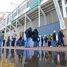 Financial problems and legal rows have combined to make Coventry City tenants at the stadium that was meant to be theirs (Nigel French/PA)