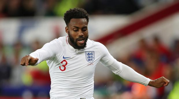 Danny Rose has criticised the punishment handed out by UEFA to Montenegro for the racist abuse of England players (Nick Potts/PA).
