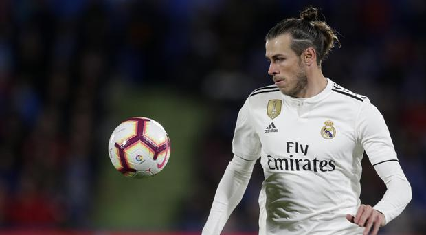 Gareth Bale has been linked with a move away from Real Madrid (AP Photo/Bernat Armangue)
