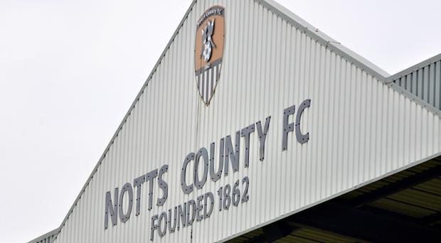 Notts County were formed in 1982 (Lewis Stickley/PA)