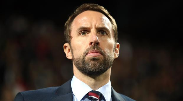 Gareth Southgate will lead his England squad into the inaugural Nations League finals (Nick Potts/PA)