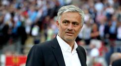 Jose Mourinho could be heading to Celtic (Nick Potts/PA)