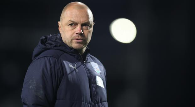 West Bromwich Albion caretaker boss James Shan wants his team fully focused (Nick Potts/PA)