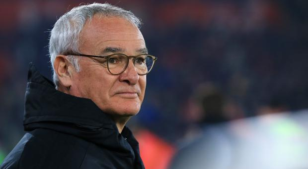 Roma manager Claudio Ranieri has urged his side to believe in their Champions League chances (Mark Kerton/PA)