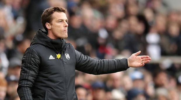 Scott Parker knows relegated Fulham are vulnerable to losing their best players this summer (Adam Davy/PA)