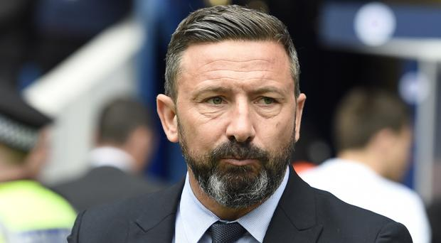Aberdeen manager Derek McInnes has told the Pittodrie board he will not be taking on the Scotland job (Ian Rutherford/PA)
