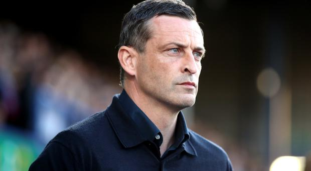Jack Ross has guided Sunderland to the League One play-off final. (Adam Davy/PA)