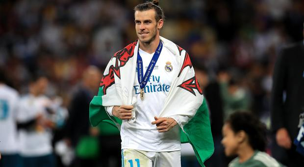 Gareth Bale has been linked with a move away from Madrid (Mike Egerton/PA)
