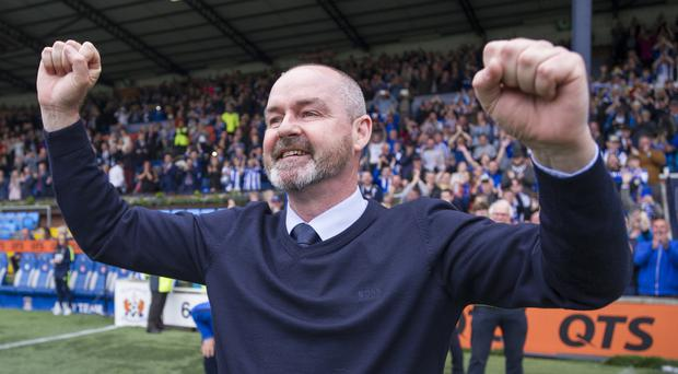 Steve Clarke has been appointed as the new manager of Scotland (Ian Rutherford/PA).