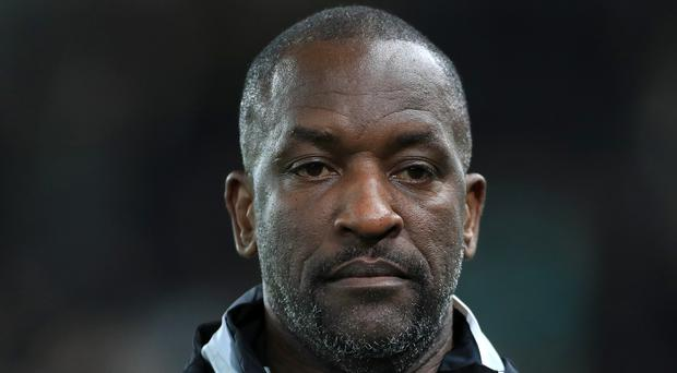 Chris Powell lost his job as Southend manager in March (Tim Goode/PA)