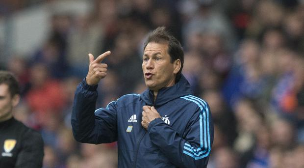 Rudi Garcia has quit as manager of Marseille (Jeff Holmes/PA)