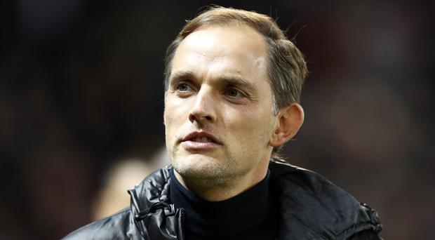 Thomas Tuchel has committed to PSG until June 2021 (Martin Rickett/PA)