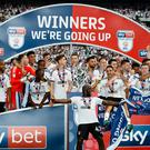 Fulham, winners of the Championship play-off final in 2018, were unable to survive in the Premier League (John Walton/PA)