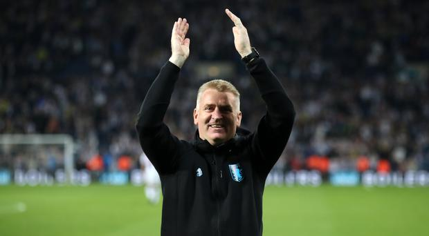 """Aston Villa manager Dean Smith will achieve what he considers to be his """"impossible dream"""" by managing in the Premier League (Nick Potts/PA)"""