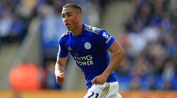 Youri Tielemans has reportedly attracted attention from Manchester City (Mike Egerton/PA)