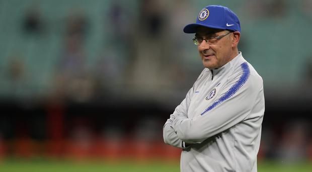 Chelsea manager Maurizio Sarri is unimpressed with the travel issues for fans (Bradley Collyer/PA)