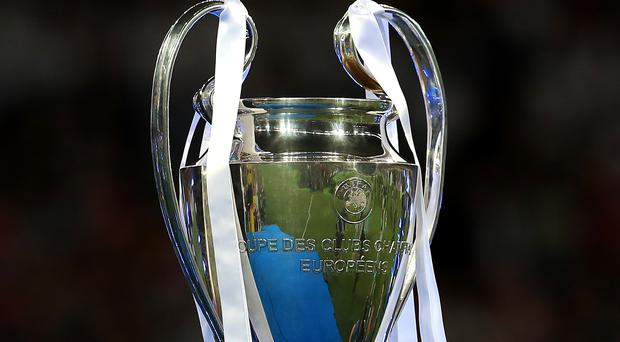 Who will lift the Champions League trophy in Madrid? (Mike Egerton/PA)