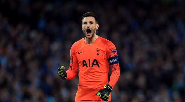 "Hugo Lloris has an ""amazing"" relationship with his Spurs manager Mauricio Pochettino (Mike Egerton/PA)"