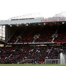 Manchester United's large support in Northern Ireland has endured.