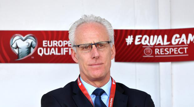 Republic of Ireland manager Mick McCarthy wants his players to be spurred on by Denmark's criticism (Simon Galloway/PA)