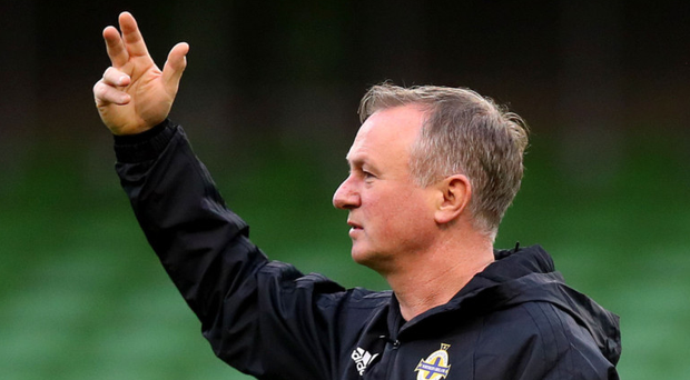 Missing elite: There are only five Premier League players in Michael O'Neill's Euro Qualifiers squad