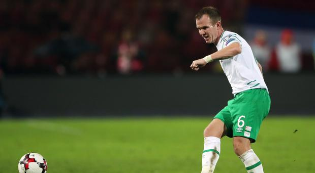 Republic of Ireland midfielder Glenn Whelan is looking for a new club (Nick Potts/PA)