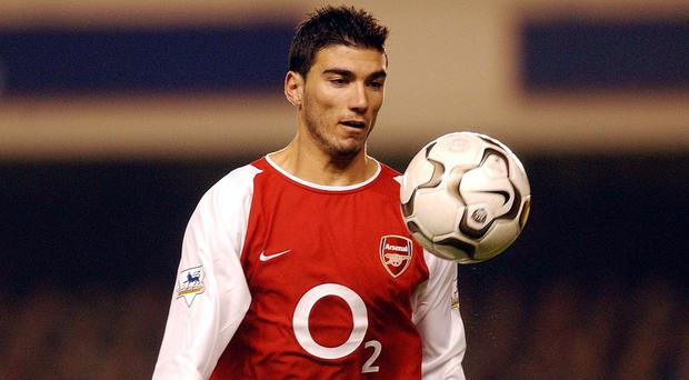 Former Arsenal forward Jose Antonio Reyes was killed in a car accident (Sean Dempsey/PA)