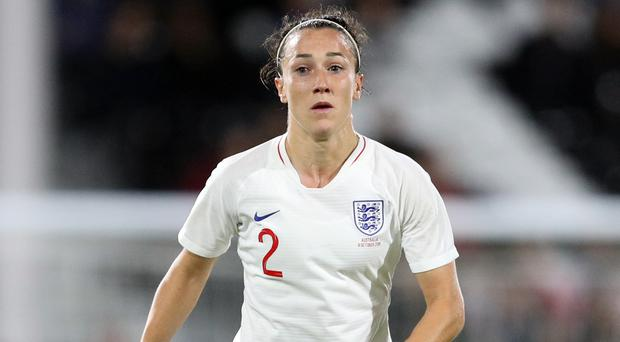 Lucy Bronze hopes to inspire England to the final in Lyon (Andrew Matthews/PA)