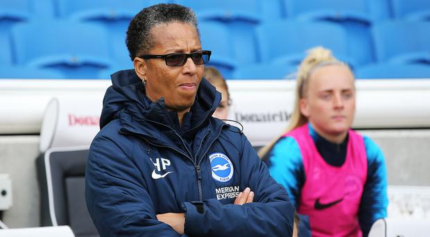 Hope Powell managed England Women from 1998 to 2013 (Mark Kerton/PA)
