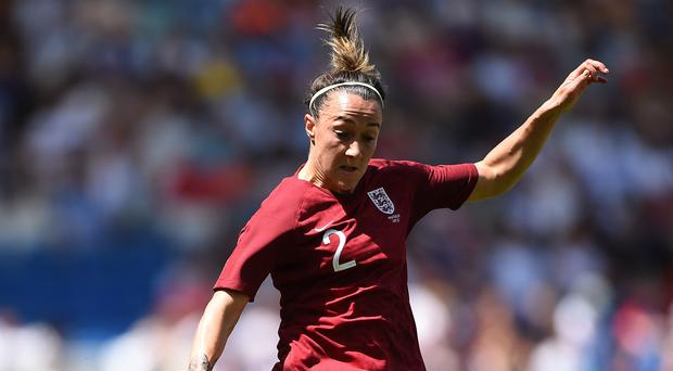 Lucy Bronze helped England come third at the 2015 World Cup and reach the semi-finals of Euro 2017. (Daniel Hambury/PA).